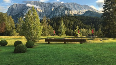 Schloss Elmau Luxury Spa & Cul. Hideaway