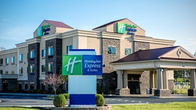 Holiday Inn Express Lewisburg