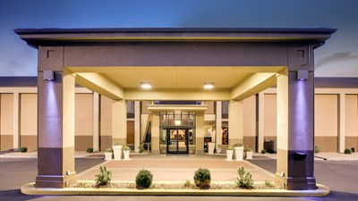Holiday Inn Express Marshfield