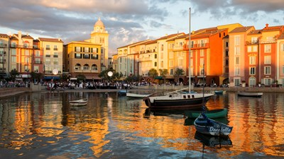 Loews Portofino Bay Hotel at Universal