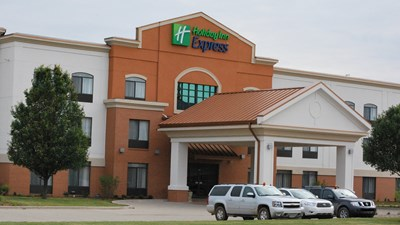 Holiday Inn Express West Bloomington