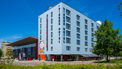 Big Box Hotel Kempten
