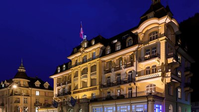 Hotel Royal-St. Georges Interlaken