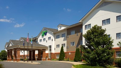 Holiday Inn Express/Stes Charlottesville