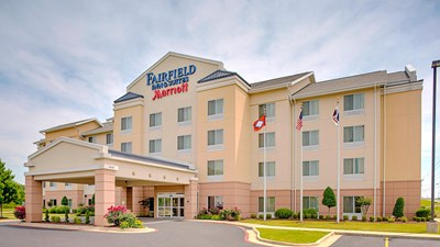 Fairfield Inn & Suites Jonesboro