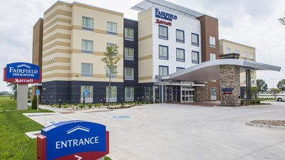 Fairfield Inn & Suites Waterloo