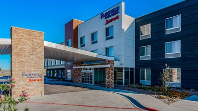 Fairfield Inn & Suites Pecos