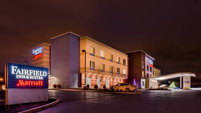 Fairfield Inn & Suites Utica