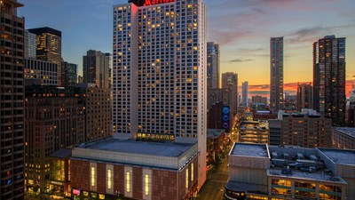 Chicago Marriott Dtwn Magnificent Mile
