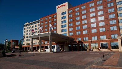 Marriott Coralville Hotel & Conf Center