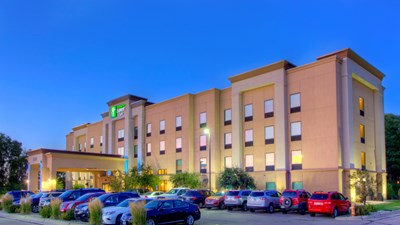 Holiday Inn Express & Suites, Sioux City