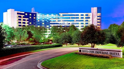 Sheraton Imperial Hotel & Convention Ctr