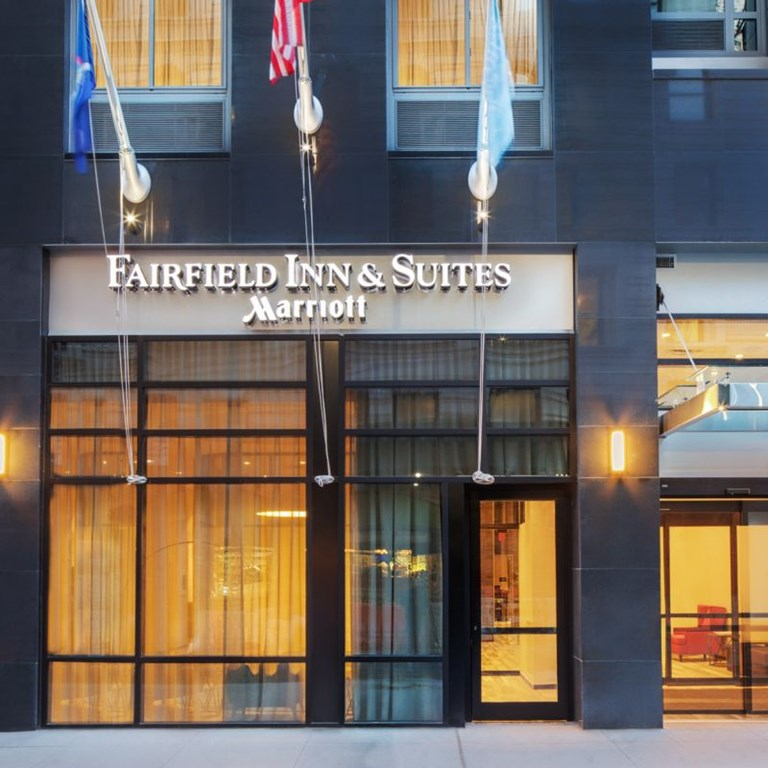 Fairfield Inn& Suites NY Dtwn Manhattan