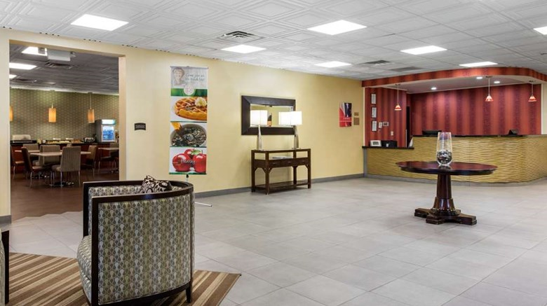 "Quality Inn & Suites Charleston Plaza Lobby. Images powered by <a href='http://web.iceportal.com'  target=""_blank"">Ice Portal</a>."
