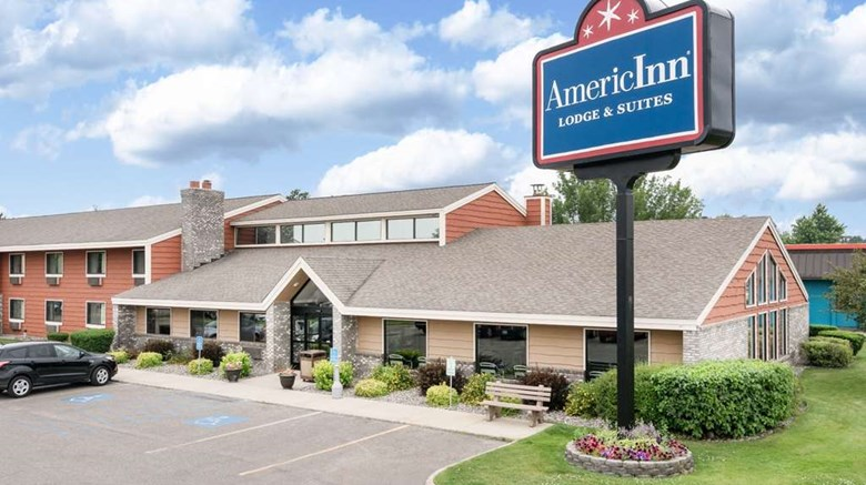 "AmericInn by Wyndham Bemidji Exterior. Images powered by <a href='http://web.iceportal.com'  target=""_blank"">Ice Portal</a>."