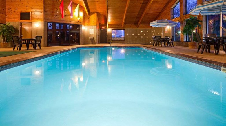 "AmericInn Oscoda near AuSable River Pool. Images powered by <a href='http://web.iceportal.com'  target=""_blank"">Ice Portal</a>."