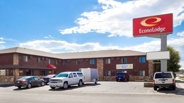 "Econo Lodge Exterior. Images powered by <a href='http://web.iceportal.com'  target=""_blank"">Ice Portal</a>."