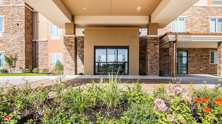 "Sleep Inn Lufkin Exterior. Images powered by <a href='http://web.iceportal.com'  target=""_blank"">Ice Portal</a>."