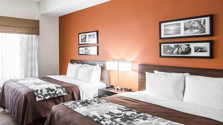 "Sleep Inn Lufkin Room. Images powered by <a href='http://web.iceportal.com'  target=""_blank"">Ice Portal</a>."