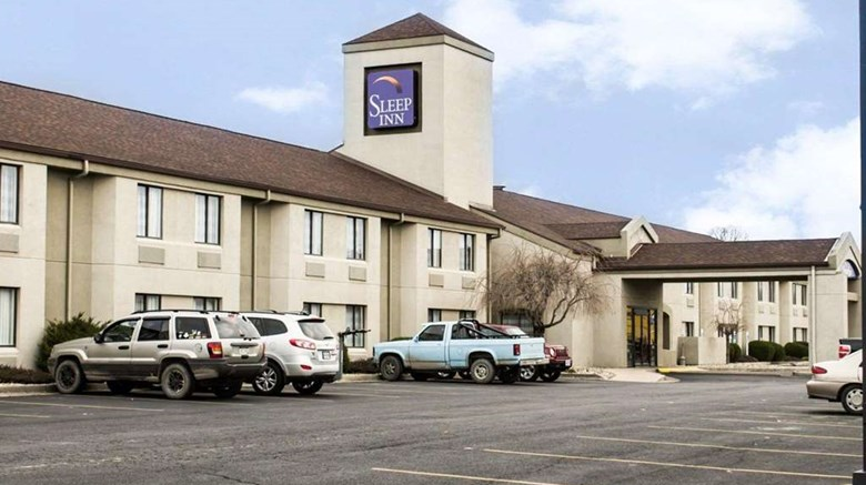 "Sleep Inn Exterior. Images powered by <a href='http://web.iceportal.com'  target=""_blank"">Ice Portal</a>."