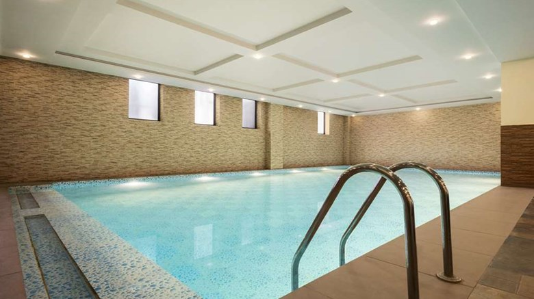 "Ramada Hotel Islamabad Pool. Images powered by <a href='http://web.iceportal.com'  target=""_blank"">Ice Portal</a>."