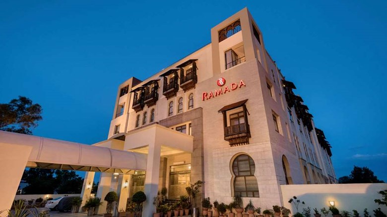 "Ramada Hotel Islamabad Exterior. Images powered by <a href='http://web.iceportal.com'  target=""_blank"">Ice Portal</a>."
