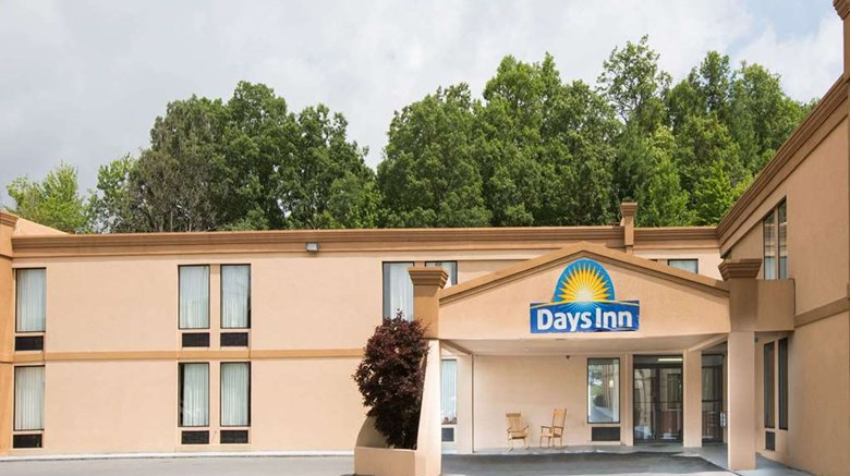 "Days Inn Mount Hope Exterior. Images powered by <a href='http://web.iceportal.com'  target=""_blank"">Ice Portal</a>."