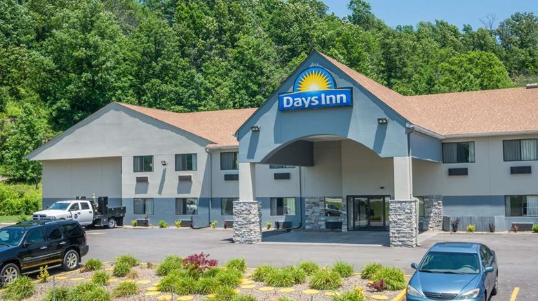 "Days Inn Ashland Exterior. Images powered by <a href='http://web.iceportal.com'  target=""_blank"">Ice Portal</a>."