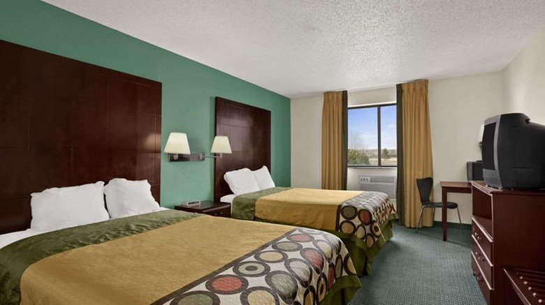 "Super 8 Jackson MI Room. Images powered by <a href='http://web.iceportal.com'  target=""_blank"">Ice Portal</a>."