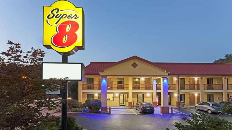 Super 8 Decatur Dntn Atlanta Area Exterior Images Ed By A Href