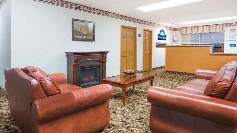 "Days Inn Staunton/ Mint Springs Lobby. Images powered by <a href='http://web.iceportal.com'  target=""_blank"">Ice Portal</a>."