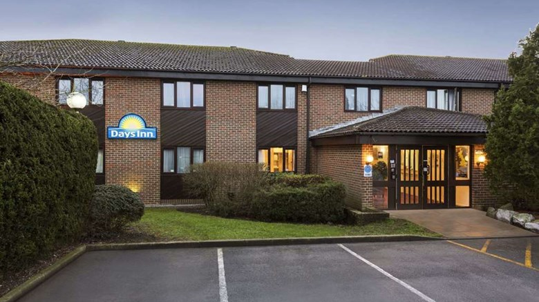 "Days Inn Sedgemoor Exterior. Images powered by <a href='http://web.iceportal.com'  target=""_blank"">Ice Portal</a>."