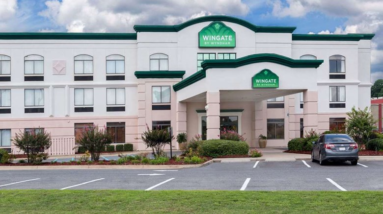 Wingate By Wyndham West Monroe Exterior Images Ed A Href Http