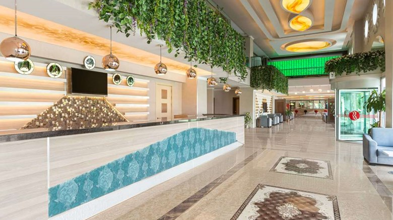 "Ramada Usak Lobby. Images powered by <a href='http://web.iceportal.com'  target=""_blank"">Ice Portal</a>."