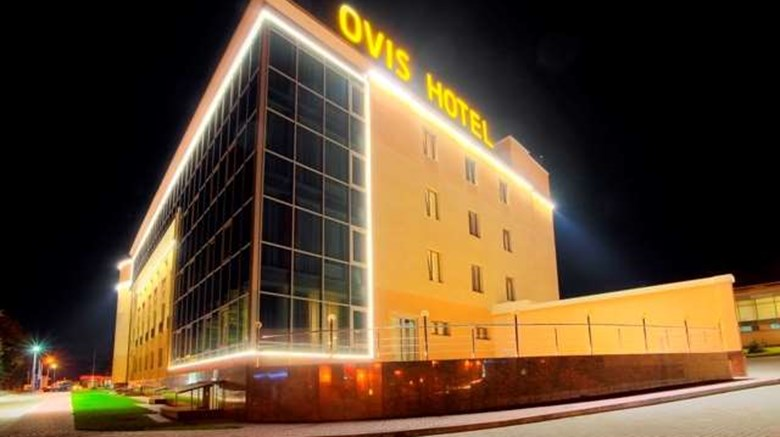 "Ovis Hotel Exterior. Images powered by <a href=&#39;http://web.iceportal.com&#39;  target=""_blank"">Ice Portal</a>."