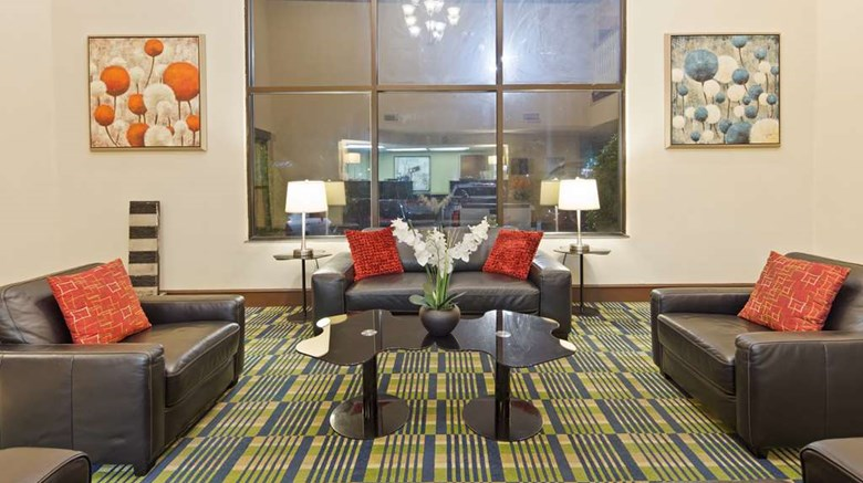 "SureStay Plus Hotel By BW Roanoke Rapids Lobby. Images powered by <a href='http://web.iceportal.com'  target=""_blank"">Ice Portal</a>."