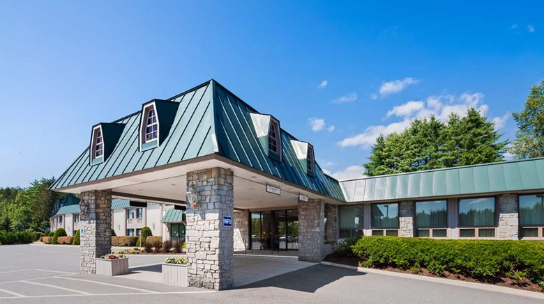 "Best Western Plus Waterbury - Stowe Exterior. Images powered by <a href='http://web.iceportal.com'  target=""_blank"">Ice Portal</a>."