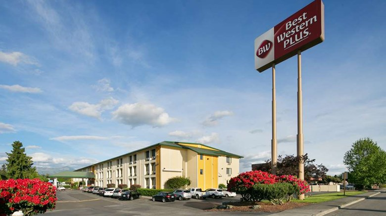 "Best Western Plus Skagit Valley Inn Exterior. Images powered by <a href='http://web.iceportal.com'  target=""_blank"">Ice Portal</a>."