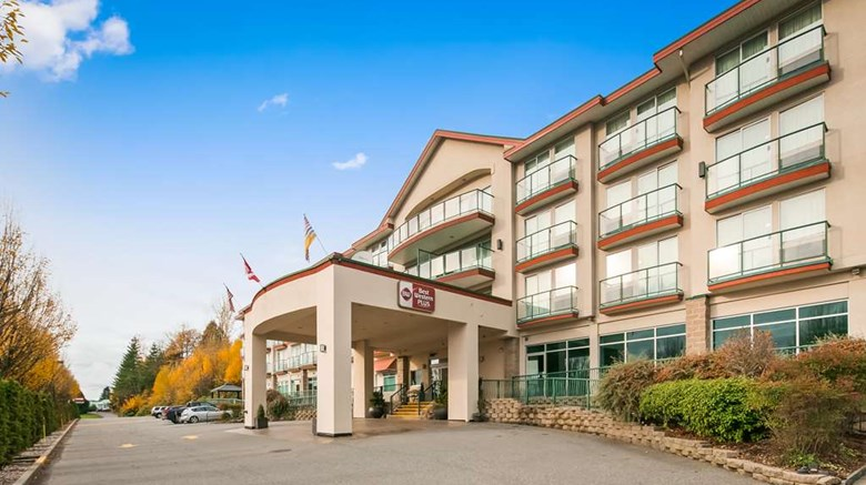 Best Western Plus Mission City Lodge Exterior Images Ed By A Href