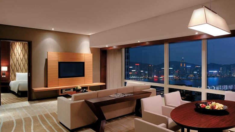 "Hyatt Regency Hong Kong, Tsim Sha Tsui Suite. Images powered by <a href='http://web.iceportal.com'  target=""_blank"">Ice Portal</a>."