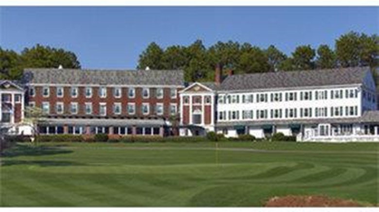 "Mid Pines Inn & Golf Club Exterior. Images powered by <a href='http://web.iceportal.com'  target=""_blank"">Ice Portal</a>."