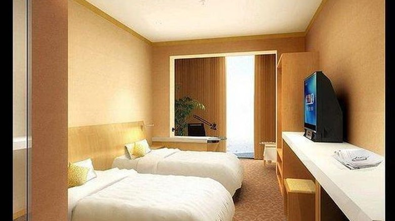 "Yue Xiu Hotel Room. Images powered by <a href=&#39;http://web.iceportal.com&#39;  target=""_blank"">Ice Portal</a>."