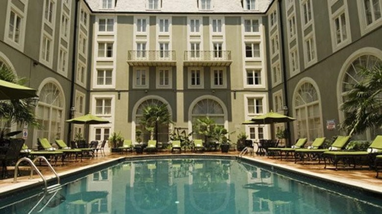 Hotels In New Orleans >> Bourbon Orleans Hotel New Orleans La Hotels First Class Hotels In