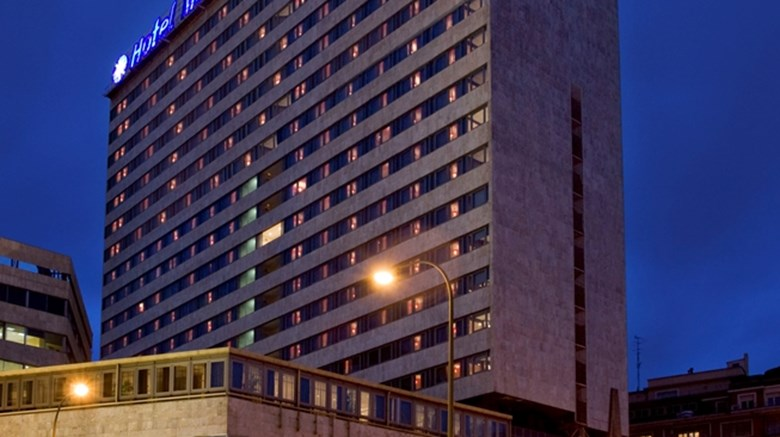 "Melia Madrid Princesa Exterior. Images powered by <a href='http://web.iceportal.com'  target=""_blank"">Ice Portal</a>."