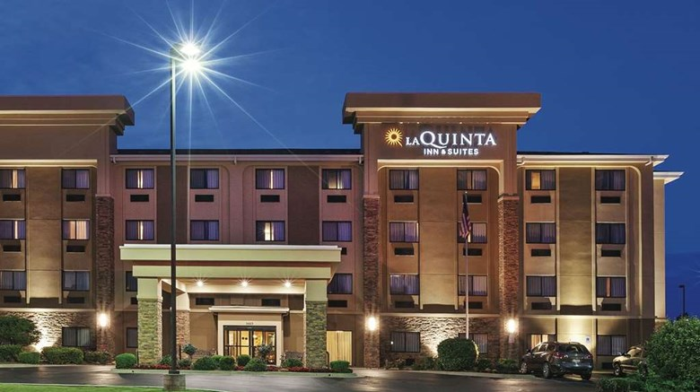 "La Quinta Inn & Stes OKC/Midwest City Exterior. Images powered by <a href='http://web.iceportal.com'  target=""_blank"">Ice Portal</a>."