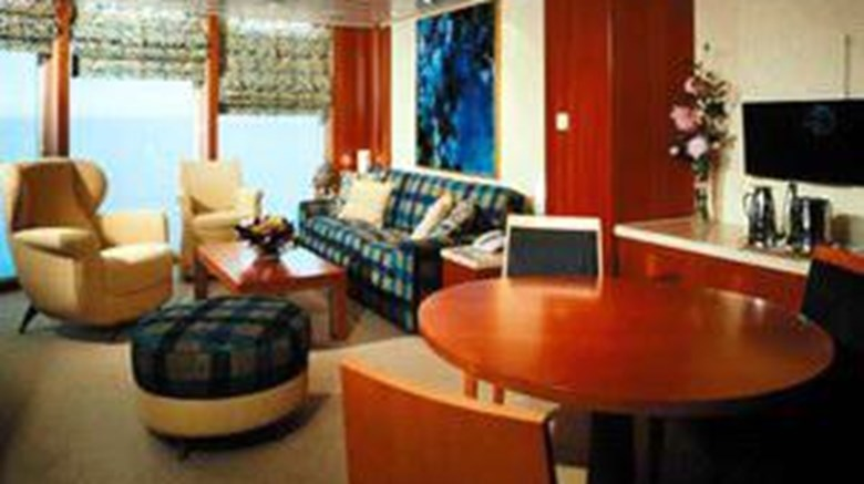 Celebrity Infinity Suite