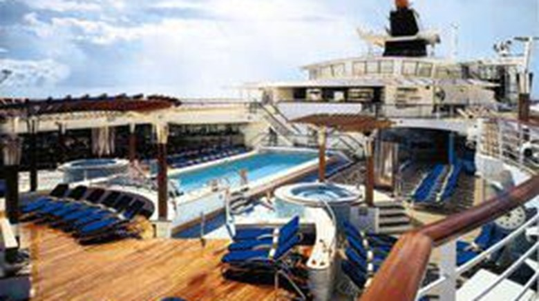 Celebrity Summit Pool