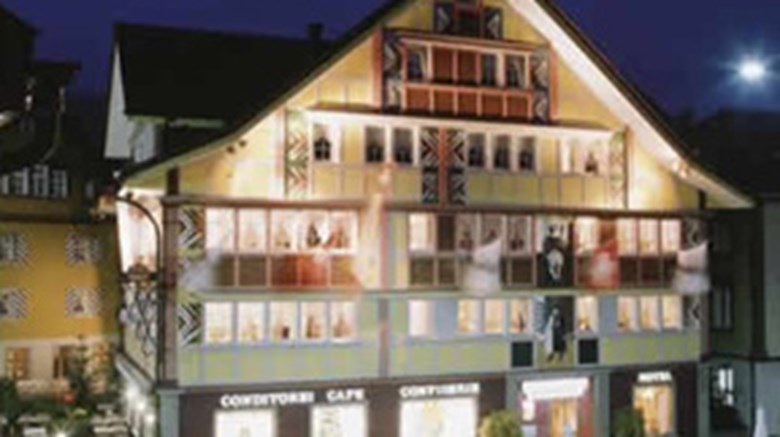 Hotel Appenzell Exterior