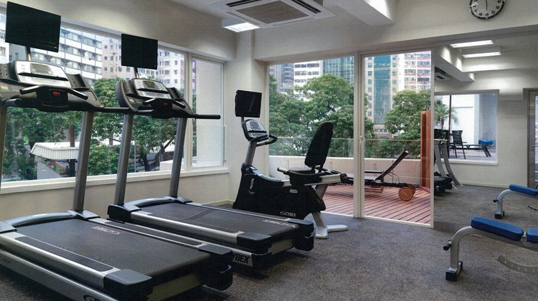 The Johnston Suites Serviced Apartments Health
