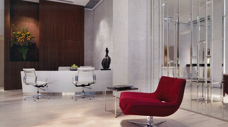 The Johnston Suites Serviced Apartments Lobby